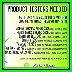 What are you ready to try? 307-331-0794 https://jscic.myitworks.com