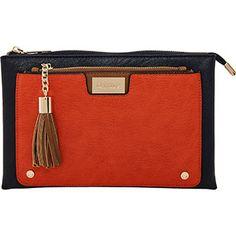 Block Colour Purse Tk Maxx, Clutch Bag, Color Blocking, Colour, Purses, Bags, Fashion, Color, Handbags