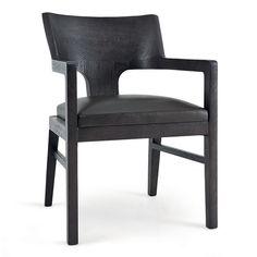 Christian Liaigre, Inc. Arctique Arm Chair