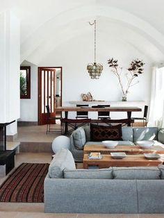 facing sofas | Planete - Deco