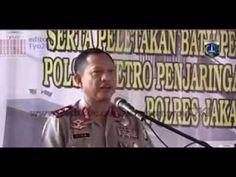 Pidato Sanjung Puji Tito Karnavian Kepada Ahok