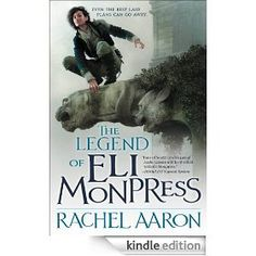 On sale today for CDN$ 1.99: The Legend of Eli Monpress by Rachel Aaron, 1029 pages, 5.0 stars. (Please LIKE and REPIN if you love daily deal #Kindle eBooks like this.)