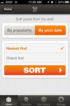 Find Your Most Popular Facebook Posts With 'Good Sort' App - Looks promising, but it's not free!