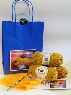 Infinity Gauntlet crochet kit