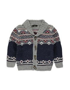 Shawl Neck Cardigan | Boys | George at ASDA