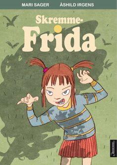 Fem år gamle Frida er full av sprett, og hun bobler over av ideer og planer. Tenk så mye spennende man kan oppleve!