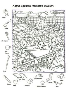 6 Worksheets Play I Spy On the Farm I Spy Hidden Objects Worksheet √ Worksheets Play I Spy On the Farm . 6 Worksheets Play I Spy On the Farm . Farm Word Search Easy Worksheets in Colouring Pages, Coloring Books, Puzzle Photo, Hidden Pictures Printables, Highlights Hidden Pictures, Hidden Picture Puzzles, Search And Find, Hidden Objects, Find Objects