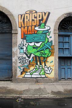 123Klan Artrua Rio 2013 - 123Klan