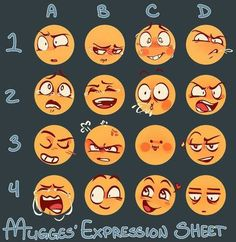 Draw Facial Expression Expression Memes and Art Tutorials : Photo - Drawing Meme, Drawing Prompt, Drawing Reference Poses, Drawing Poses, Drawing Tips, Anatomy Reference, Drawing Ideas, Drawing Challenge, Art Challenge