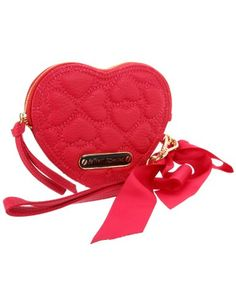 Shop for Wristlet by Betsey Johnson at ShopStyle. Types Of Bag, Barbie World, Purses And Handbags, Passion For Fashion, Betsey Johnson, Designer Handbags, Fancy, My Style, Pink