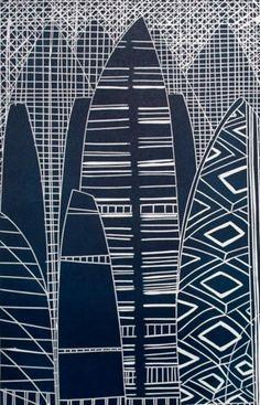 sheyne tuffery Mood, Abstract, Artwork, Prints, Blue, Style, Summary, Swag, Work Of Art