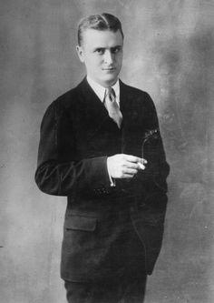 15. F. Scott Fitzgerald
