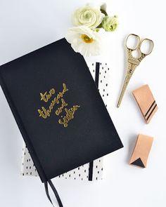 EllaSharlota: Diáře, zápisníky, deníky