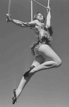Circus Girl by Loomis Dean, 1952. S)