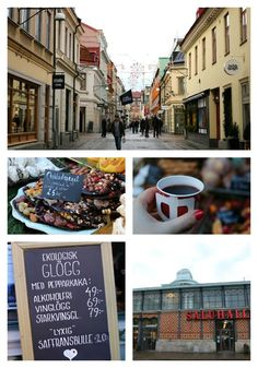 Design and shopping tour in Gothenburg