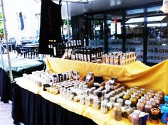 You can also find our products at markets all around the netherlands ...