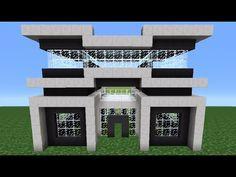 Minecraft Tutorial: How To Make A Quartz House - 3 - YouTube