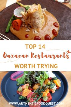 Oaxaca offers a plethora of restaurants to choose from. To taste the best Oaxaca foods, use this Oaxaca restaurant guide we've put together after 6 months of eating our way through the city.