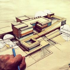 ARD - Impressive Hand Sketch