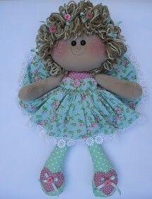 Simple doll
