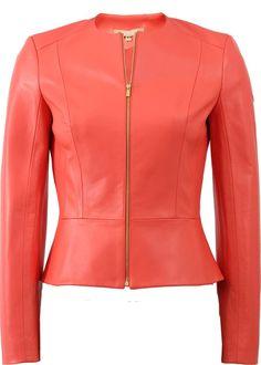 MICHAEL KORS Leather Jacket - $1,995.00