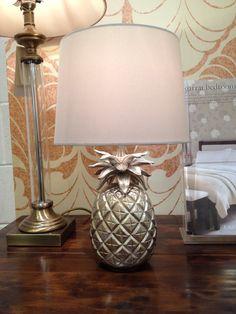 Laura Ashley pineapple lamp