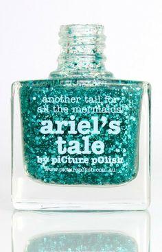 Picture Polish Ariel's Tale