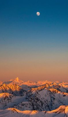 A clear winter's morning provides magic sunrise light on the Southern Alps with Mt Aspiring the pyramidal peak in the bottom left of this shot. This was taken at about 4,000ft above Lake Hawea on a winter photo shoot with Queenstown NZ