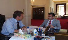 Επίσκεψη του Βρετανού Υποπρόξενου κ. Matthew Delapp στο Δημαρχιακό Μέγαρο Κεφαλονιάς - Νεα, Γενικες πληροφοριες.