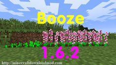 Booze Mod Minecraft 1.6.2