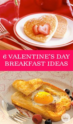 6 Heart-y Valentine's Day Breakfast Ideas from Hallmark.com writer Amber Stenger. Show 'em you love 'em with these cute day-starters, from pancakes to passion fruit.
