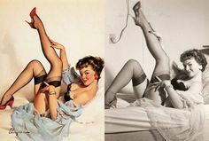 classic pin up - Google Search