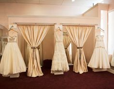 81ca7164e04 Bridal Boutique in Lewisville Expands Store to 8