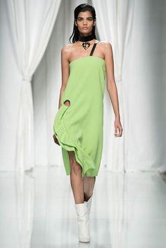 Emanuel Ungaro Spring/Summer 2017 Ready to Wear Collection   British Vogue