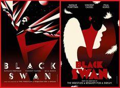 Résultats de recherche d'images pour «affiche cinema black swan»
