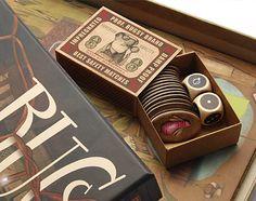 MARBUSHKA- Bugs. Chrobáky sú tímová hra pre deti od štyroch rokov. Pán profesor Chrobákovič miluje chrobáky. Snaží sa ich nazbierať čo najviac aby ich mohol pozorovať. Ktorý chrobák by ale chcel dobrovolne vliezť do jeho krabičky od zápaliek?