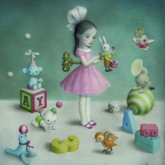 Nicoletta Ceccoli: Play with Me – AFA Gallery
