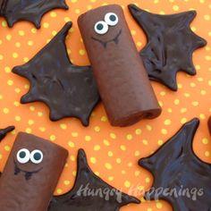 Chocorroles ,  Halloween!