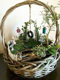 If you are looking for Indoor Fairy Garden Ideas, You come to the right place. Below are the Indoor Fairy Garden Ideas. This post about Indoor Fairy Garden I. Indoor Fairy Gardens, Fairy Garden Houses, Miniature Fairy Gardens, Fairy Garden Pots, Fairies Garden, Garden Park, Indoor Gardening, Flowers Garden, Organic Gardening