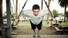 Rutina de ejercicios con TRX | Blog Mundo Fitness