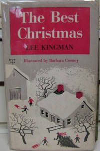 The Best Christmas, written by Lee Kingman, illustrated by Barbara Cooney