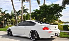 My life will never be the same after driving this. Must own! BMW M6