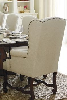 Feast like European nobility pulled up to the Valetta Trestle Dining Table.