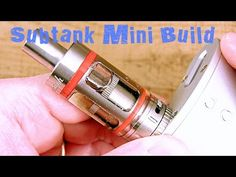Review - Rebuild of the Kanger SubTank By KangerTech - YouTube
