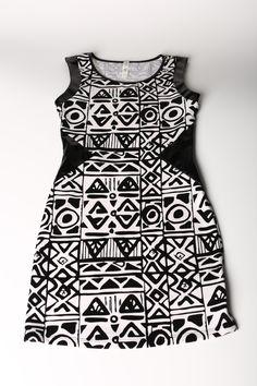 Cute kinda Aztec dress #discoveryclothing #fall2013
