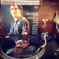 Bruce Springsteen - Rockin' Live From Italy (2008)