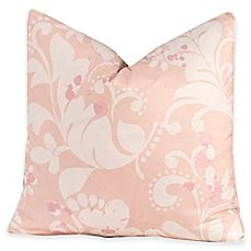 image of Crayola® Eloise European Pillow Sham in Pink