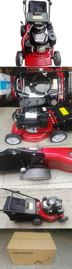 JTautoparts Steel Bottom Lawn Mower 18Inch Manually Operated
