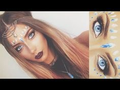 Music Festival Makeup ♡ Collab with Cartia Mallan | Danielle Mansutti - YouTube