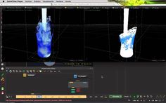 RealFlow Tips: Creating secondaries from Dyverso sims. English